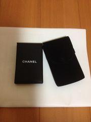 新品・シャネルの脂取り紙>携帯髪鏡付き高級プレゼントに