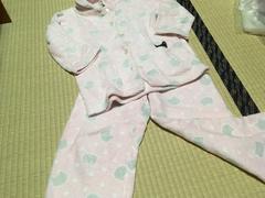 あったかパジャマ☆ピンク