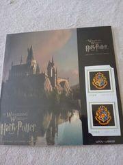ユニバーサル・スタジオ・ジャパン52円切手2枚ハリー・ポッター