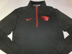 レア Nike製 DriFit USカレッジ【OREGON ST BEAVERS】JKT US XL