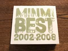 MINMI / BEST 2002-2008 [3CD] / RED SPIDER,m-flo,INFINITY 16