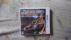 リッジレーサー3D