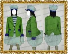 ドナルドダック風 マイフレンドダッフィー ●コスプレ衣装