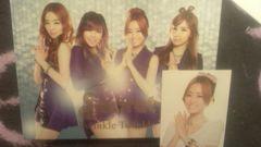激安!激レア!☆Secret/TWINKLETWINKLE☆初回盤/CD+DVD+トレカ付!ジウン!
