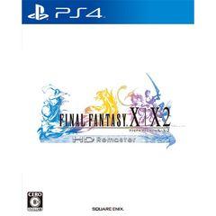PS4》ファイナルファンタジーX/X-2 HD Remaster [177000119]