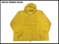 新 【黄色-2XL】 Auburn スポーツウィンドブレーカビッグサイズ