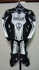 ARLENNESS アレンネス レーシングスーツ LS1-8970-AN BLACK