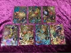 スーパードラゴンボールヒーローズ UM4弾 CP 7種