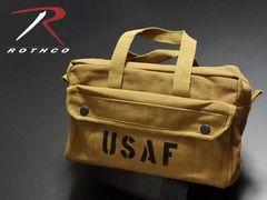 ROTHCO社製・USAFメカニックツールバッグ・コヨーテブラウン新品