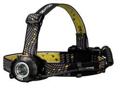LED ヘッドライト230ルーメン/実用点灯8時間/防滴
