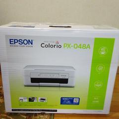 新品保証★無線LAN対応エプソン複合機PX-048Aインクなし