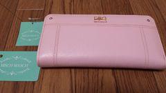 超激安 正規品 最新 未使用 MISCH  MASCH  オリジナル長財布