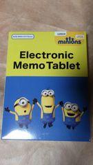 minions Electroni MemoTablet