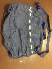 レスポの大きめバッグ。中古良品!
