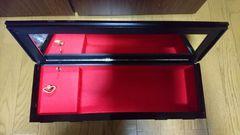 キーケース&オルゴール小物入れ付きアンティーク調置時計