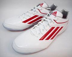 adidas アディダス アディゼロ4ポイント 野球スパイク 28.5cm