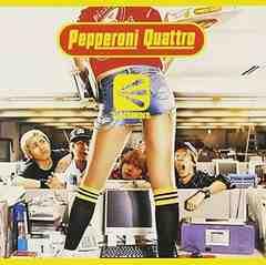 ELLEGARDEN「Pepperoni Quattro」エルレガーデン 細美武士