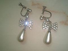 * 可愛いイヤリング * ◆未使用品