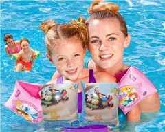 夏本番!!海へビーチ/水泳補助用具、キッズ幼児腕輪、ビーチアームリング