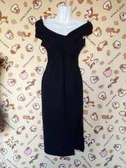 オフショドレス。