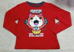 妖怪ウォッチのパジャマ☆size130