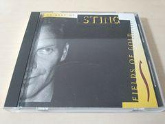 CD「フィールズ・オブ・ゴールド〜ベスト・オブ・スティング」●