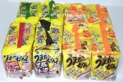 ■ハウス うまかっちゃん 4種類40食分■