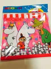 ムーミン*スナフキン&リトルミィ ピンク 巾着*コップ袋★