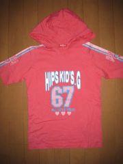 美品★HIPSKID'S G♪半袖Tシャツ★150cm