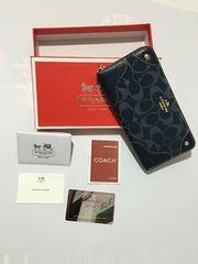 新型 COACH 財布 コーチF53769サイフZIP長財布