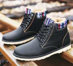 M30 暖かい カジュアル シューズ 靴ブーツ サイズ43/26.5cm