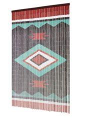 チマヨ バンブーのれん 竹暖簾 カーテン ネイティブアメリカ