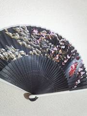 京都。扇子