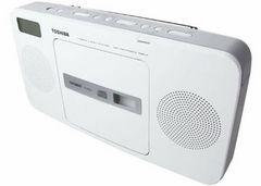 東芝 CDラジオ TY-CR22-H 薄型 新品未開封