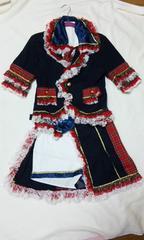 メガマソ涼平ビューティフルガール衣装