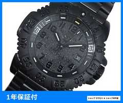 新品即買■ルミノックス ネイビーシールズ腕時計 3152 BLACK OUT