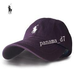 ★☆ポロRL帽子 キャップ /ゴルフ/野球/☆★125
