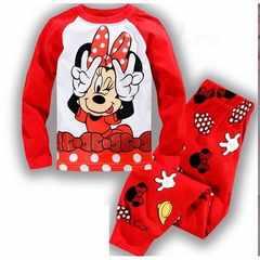 新品ミニー130サイズパジャマ