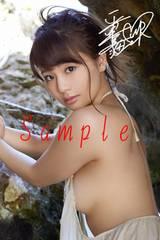 【送料無料】 AKB48平嶋夏海 写真5枚セット<サイン入>42