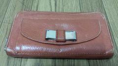 超激安 正規品 CHLOE   NEW LILY  オリジナル 長財布