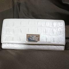 レザー【ケイト・スペード】2つ折り長財布