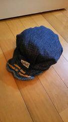 デニム&ダンガリー  帽子   キャスケット