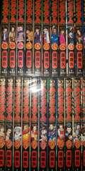 【送料無料】キングダム 1巻—52巻ガイドブック付き《アニメ化》
