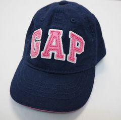 GAP BABY ギャップ ベビー キャップ 帽子 ネイビー