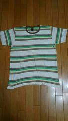 alternatite ボーダーTシャツ