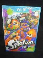 ◆新品WiiU Splatoon スプラトゥーン