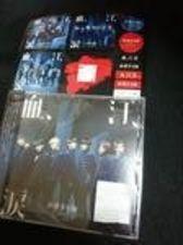 防弾少年団 血汗涙  CD DVD / 限定ステッカー付き