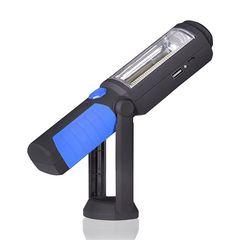 COB LED 作業灯 強力360ルーメン 先端LED付 広角仕様