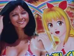 送料格安〓【大海物語2 With アグネス・ラム】非売品ポスター�A
