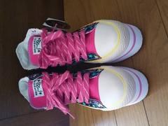 新品★キティ♪厚底靴(≧▽≦)